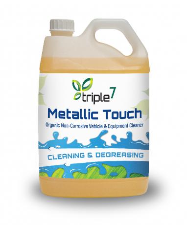 Triple7 Metallic Touch Truck Wash 5L