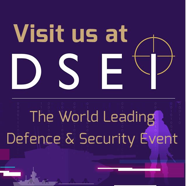 DSEI Defence Expo